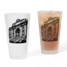 Trevi Fountain Drinking Glass