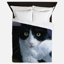 Cat 577 Queen Duvet