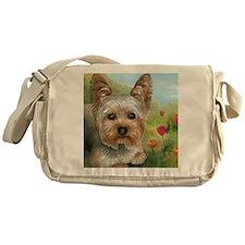Dog 117 Messenger Bag