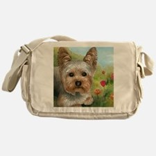 Dog 117 Messenger Bag