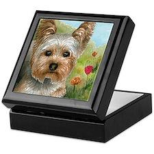 Dog 117 Keepsake Box