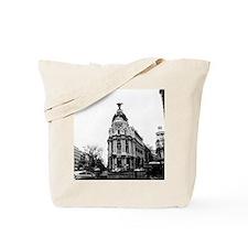 The Metropolis building Tote Bag