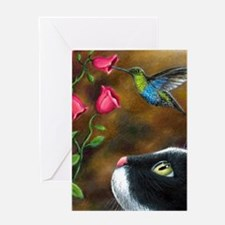 Cat 571 Greeting Card