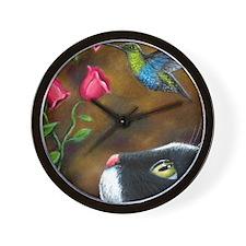 Cat 571 Wall Clock