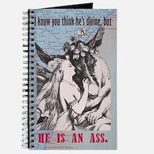 He is an ass. Journal