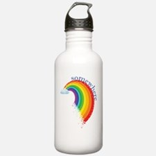 Somewhere Over the Rai Water Bottle