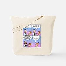 Jewy Louis Bar Mitzvah Greeting Card Tote Bag
