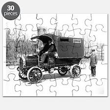 Police Paddywagon Puzzle