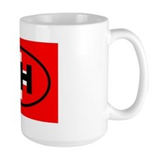 Switzerland CH European Mug