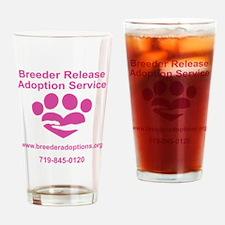 Breeder Release Adoption Service Lo Drinking Glass