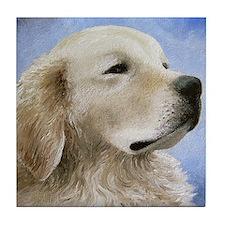 Dog 98 Tile Coaster