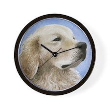 Dog 98 Wall Clock