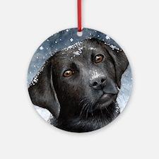 Dog 100 Round Ornament
