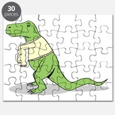 T.Rex Hates Sweaters Puzzle