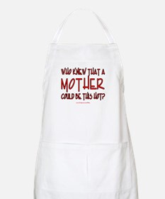 Hot Mother BBQ Apron
