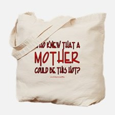 Hot Mother Tote Bag
