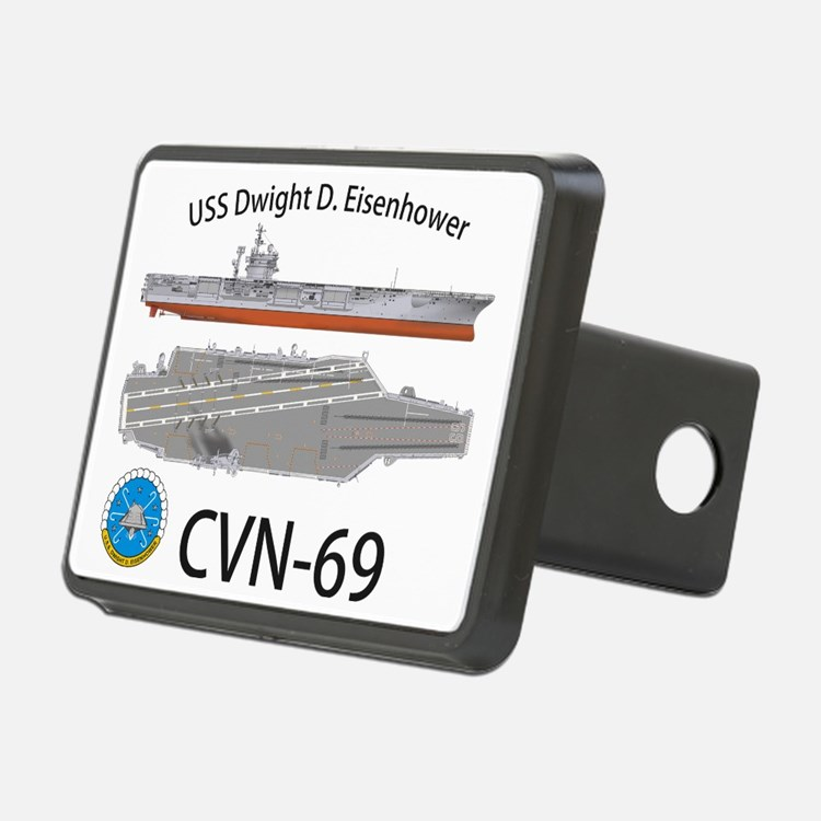 CVN-69 USS Dwight D Eisenh Hitch Cover