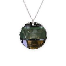 Rottweiler Police Birthday b Necklace
