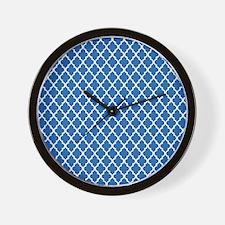 quatrefoil Wall Clock