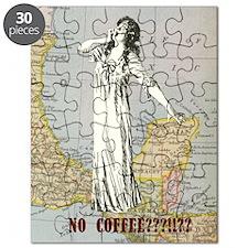 No Coffee Puzzle