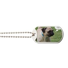 Pug, Now Where Was I Going Birthday Card Dog Tags