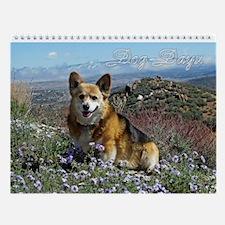 2014 Dog Dayz Wall Calendar