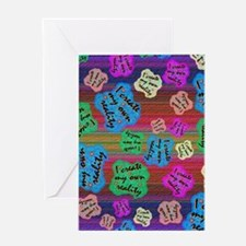 create-20S Greeting Card