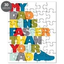 My Dad Runs Faster Than Your Dad Puzzle