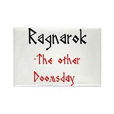Ragnarok Rectangle Magnet