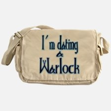 Dating a Warlock Messenger Bag