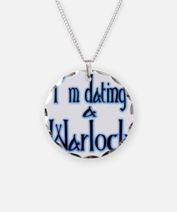 Dating a Warlock Necklace