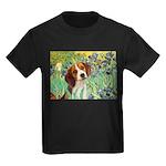 Irises & Beagle Kids Dark T-Shirt