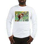 Irises & Beagle Long Sleeve T-Shirt