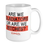 Scandal Large Mugs (15 oz)