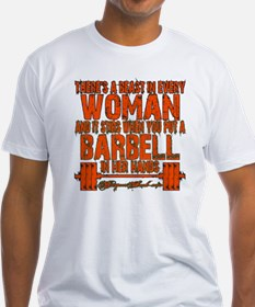 Beast in every woman Camo Hunter Shirt