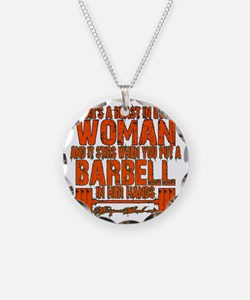 Beast in every woman Camo Hu Necklace