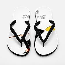 Frequent Flyer Flip Flops