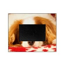 Profile Of A Cavalier King Charles S Picture Frame