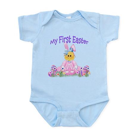 Girl First Easter! Infant Bodysuit