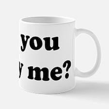 willMarryMe1A Mug