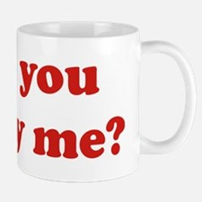 willMarryMe1C Mug