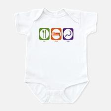 Eat Sleep Reap Infant Bodysuit