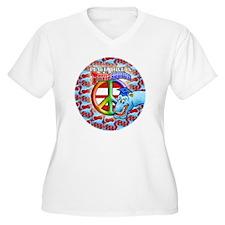 Peace, Love, Triv T-Shirt