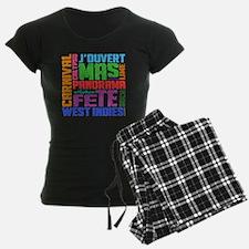 Carnival Keywords Pajamas