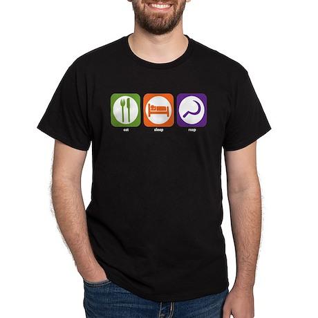 Eat Sleep Reap Dark T-Shirt