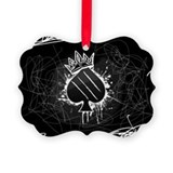 Ace of spades Ornaments