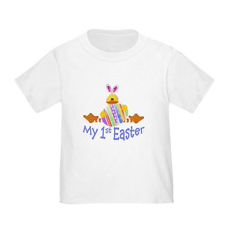 Blue 1st Easter duck! Toddler T-Shirt