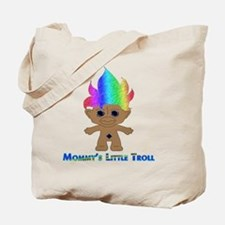 Mommys Little Troll Tote Bag