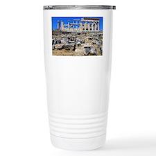 The temple of Athena Ap Travel Mug
