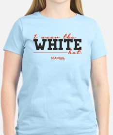 I Wear the White Hat T-Shirt